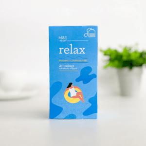 M&S Food Relax Tea