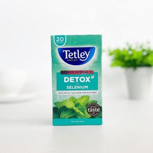 Tetley Detox Mint