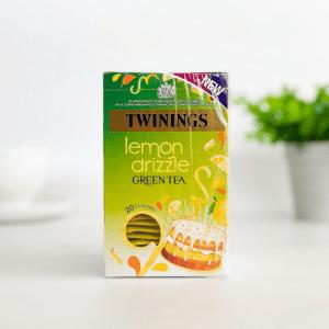 Twinings Lemon Drizzle Green Tea