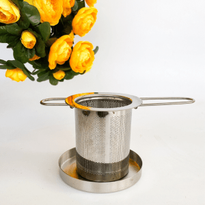 Collapsible infuser basket 1
