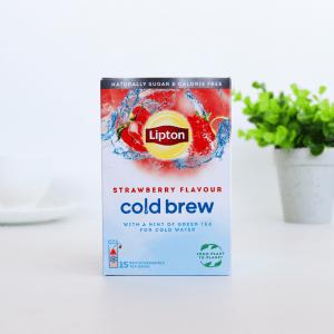 Lipton Strawberry Flavour Cold Brew