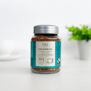 M&S Food Colombian Coffee