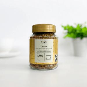 M&S Food Gold Coffee
