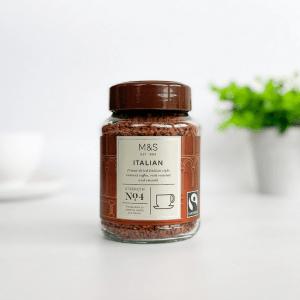 M&S Food Italian Coffee
