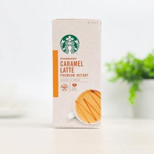 Starbucks Caramel Latte Sachets