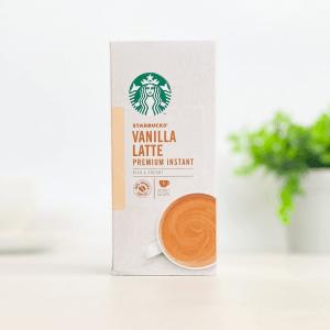 Starbucks Vanilla Latte Sachets