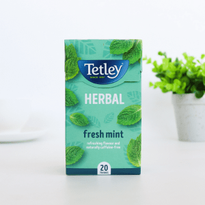 Tetley Fresh Mint Infusion