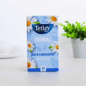 Tetley Pure Camomile Infusion