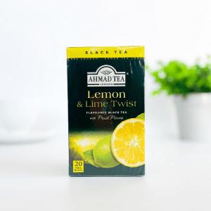 Ahmad Tea Lemon and Lime Twist Black Tea