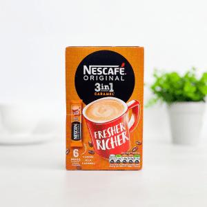 Nescafe Original 3 in 1 Caramel