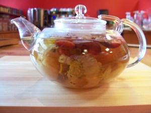 8 Treasure Tea Drink