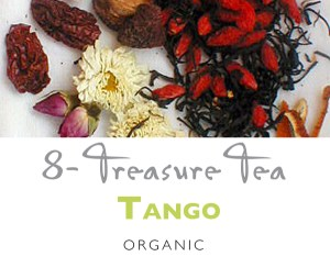TeaBling.com Featured 8 Treasure Tea - Tango
