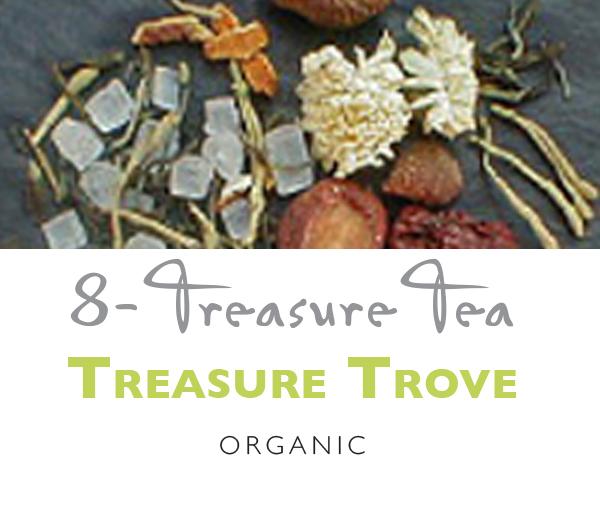 Treasure Trove 8 Treasure Tea