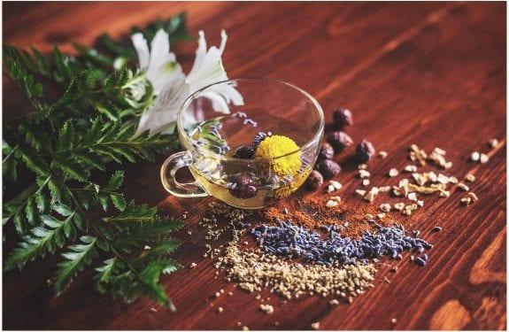 ingredients, drink, spilanthes