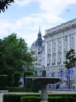 Royal Palace and Cathedral