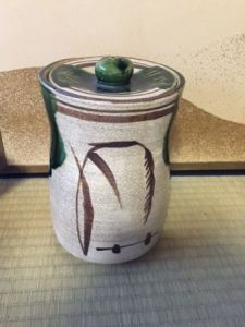 oribe fresh water container