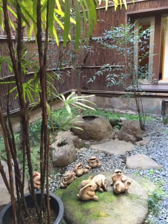 The healthy home cuisine in the Japanese house