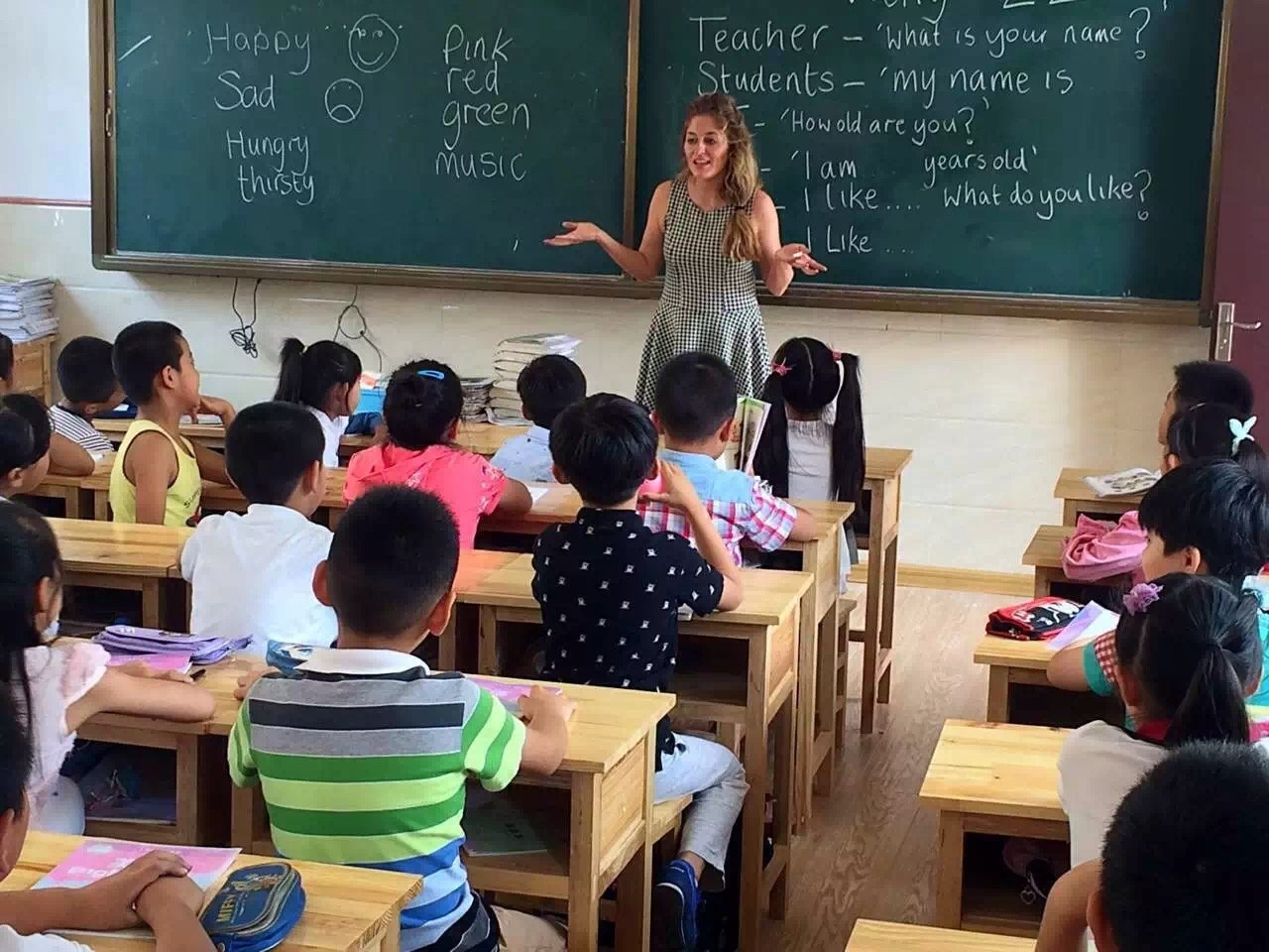 Victoria Miller A Year in Xuzhou  Teach English In China