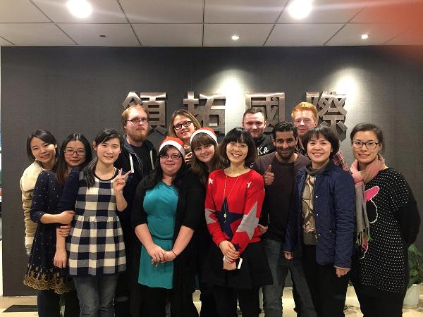 Group of TEFL Trained Teachers