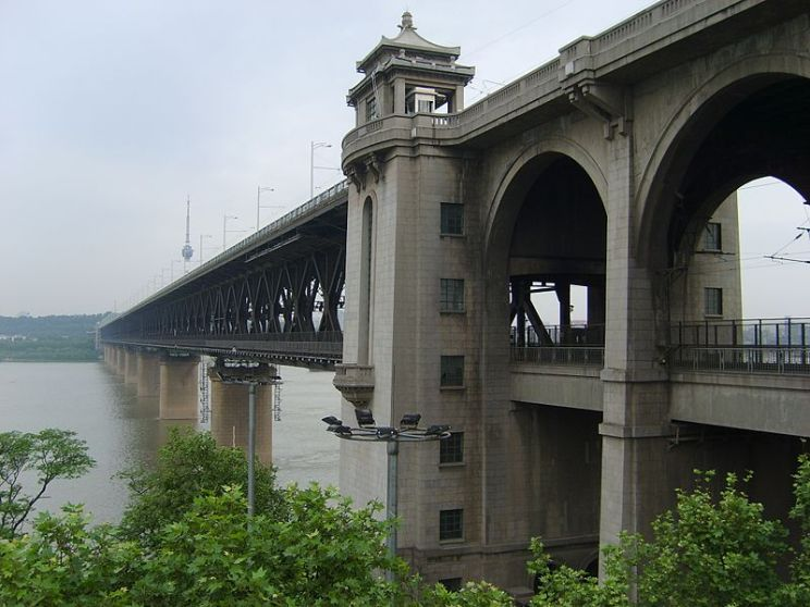 Wuhan Changjiang Bridge