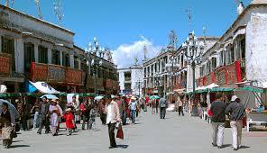 Barkhor Street