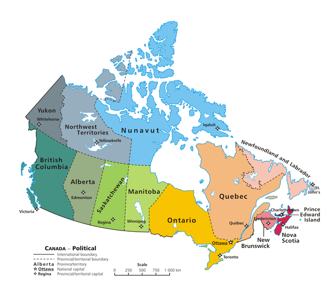 693px-Political_map_of_Canada