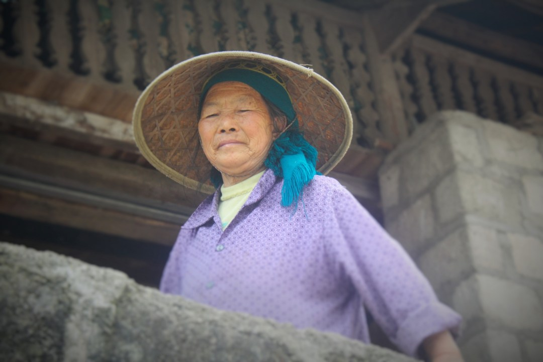 Old woman resize