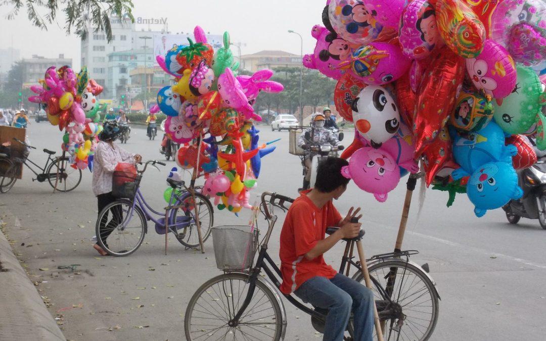 A selection of Saigon moments