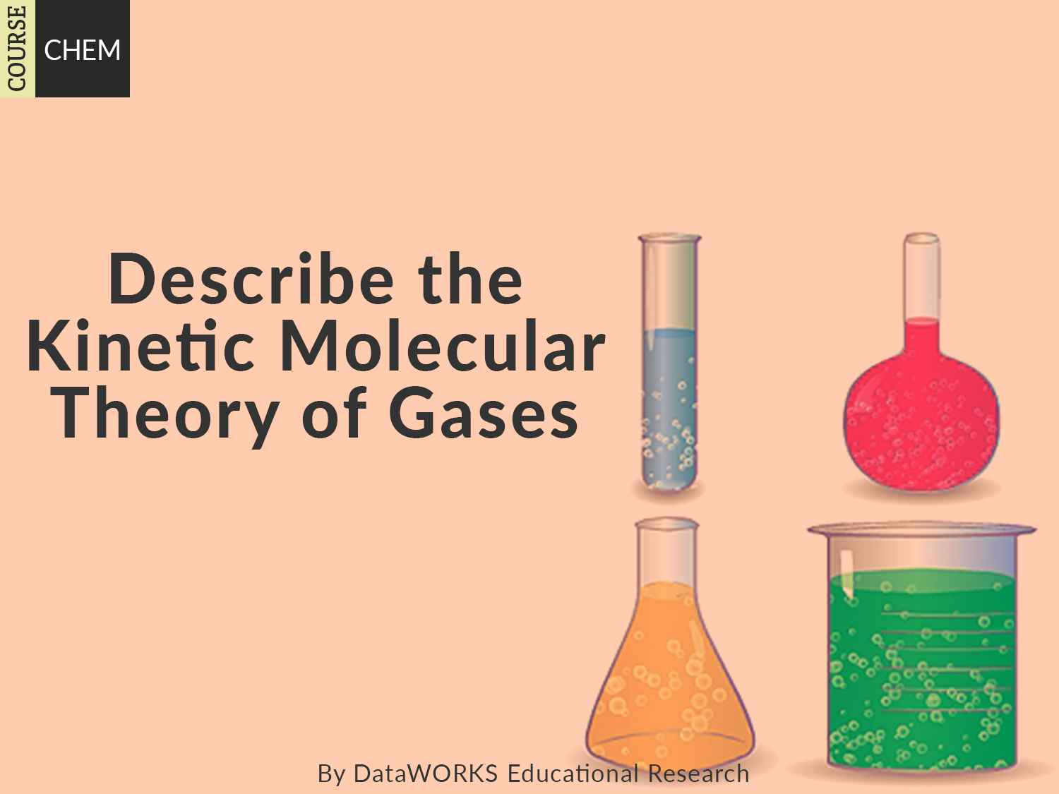 Describe The Kinetic Molecular Theory Of Gases