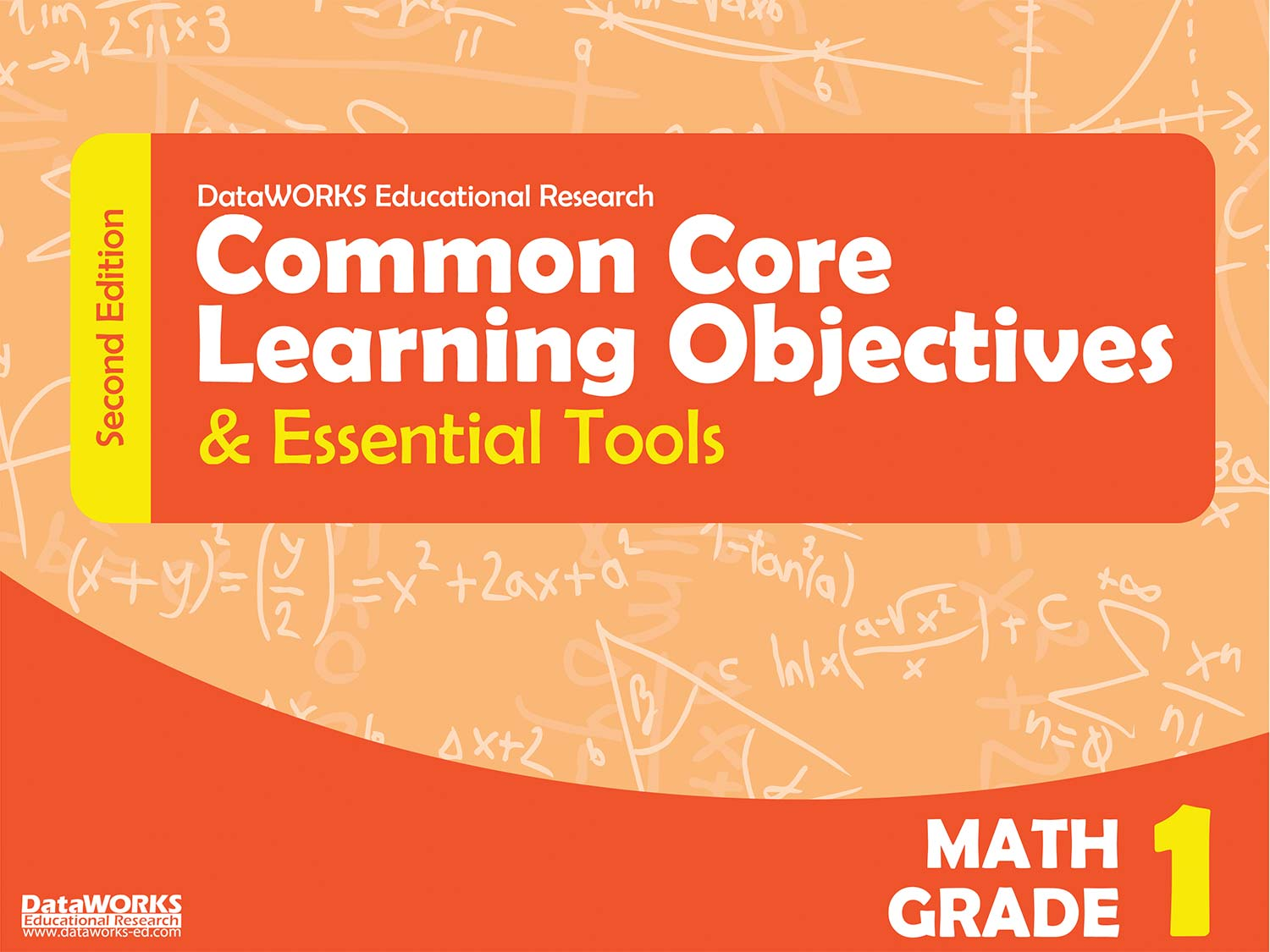 Grade 1 Common Core State Standards Learning Objectives