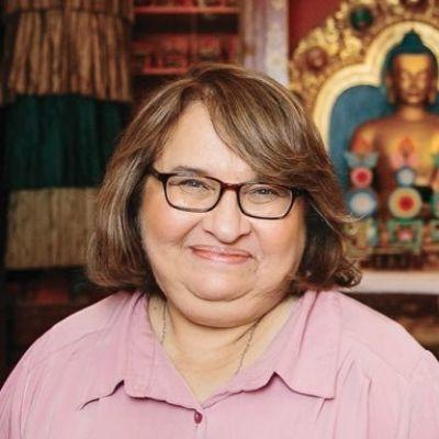 Sharon Salzberg, mindfulness meditation teacher