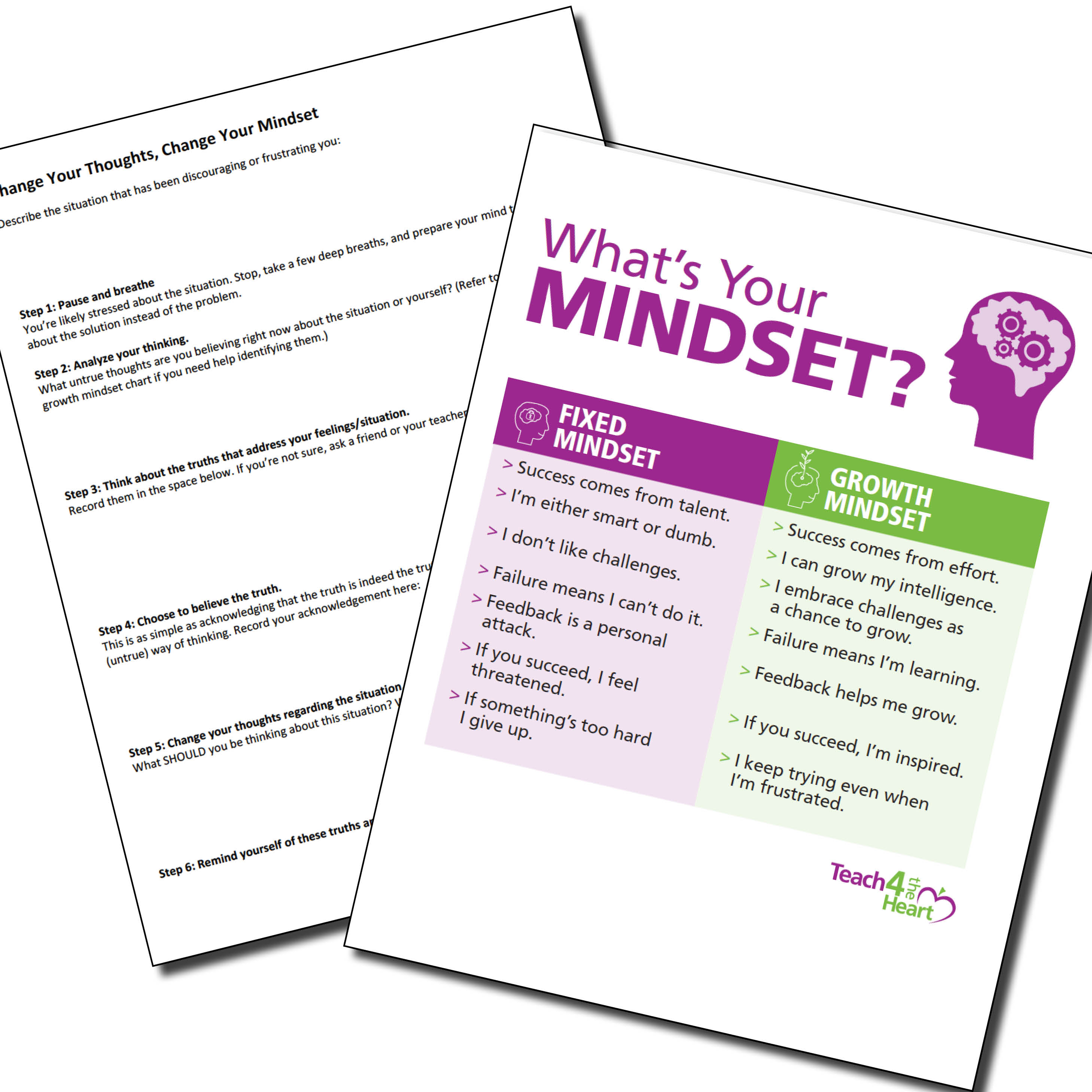 How To Help Your Students Choose A Growth Mindset
