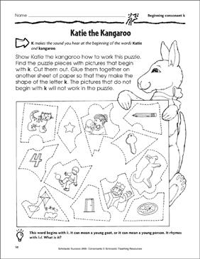 Kate The Kangaroo