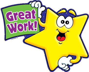 great work printable clip art