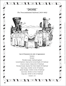 Done (The Transcontinental Railroad, 1859-1869): Play