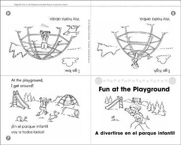 A divertirse en el parque infantil / Fun at the Playground
