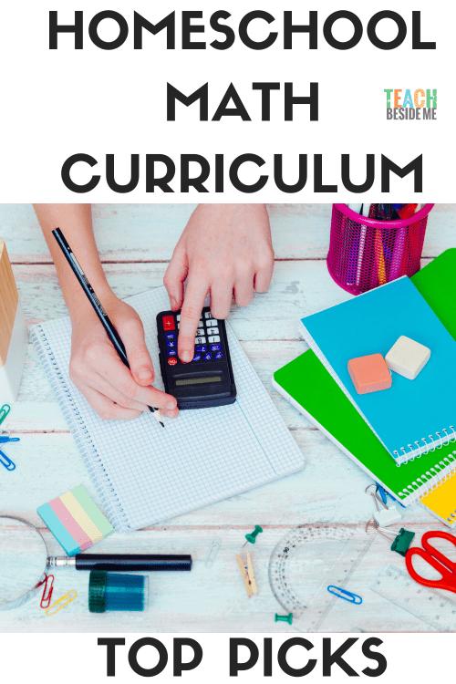small resolution of Homeschool Math Curriculum- The TOP Choices - Teach Beside Me