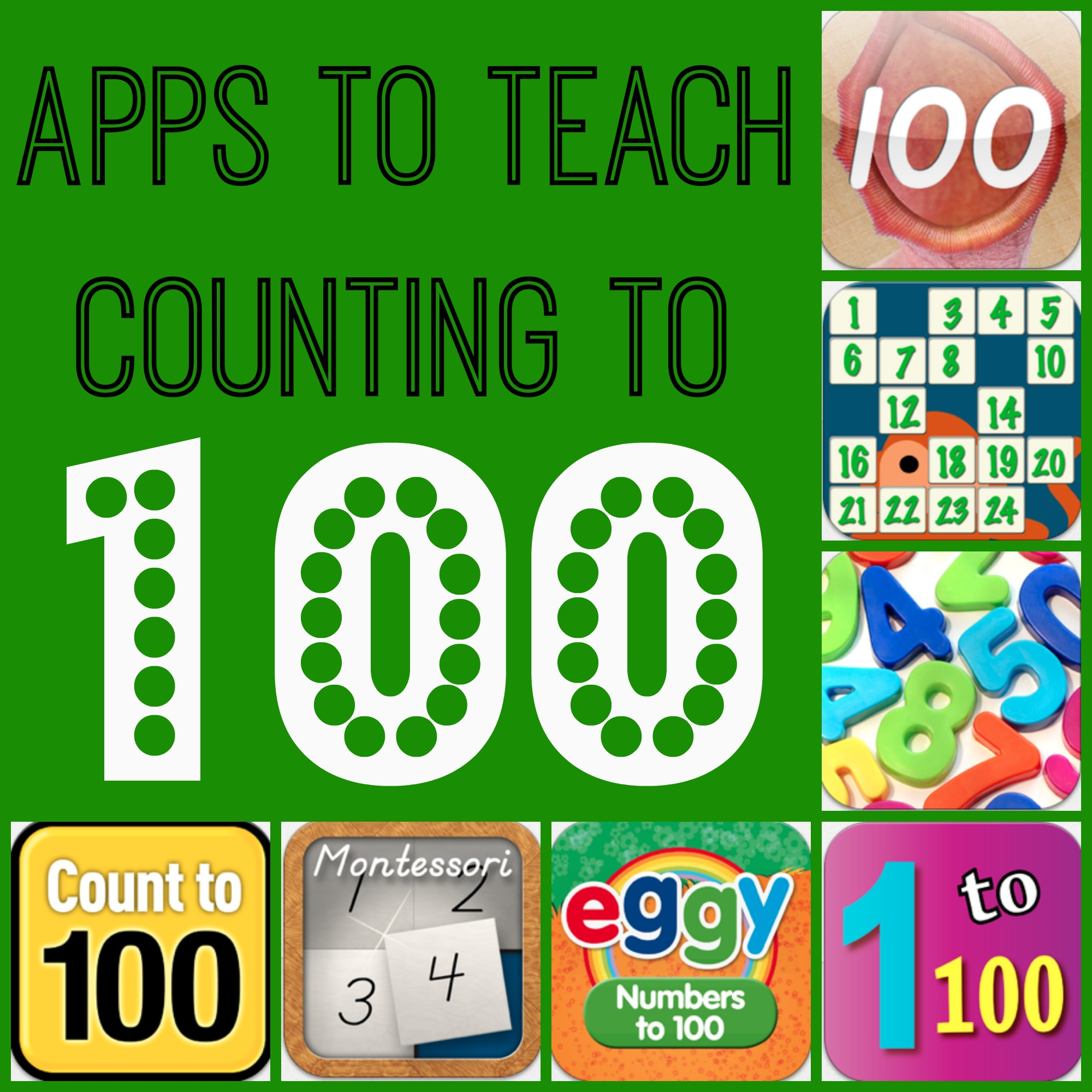 Hundred Chart Learning Ideas