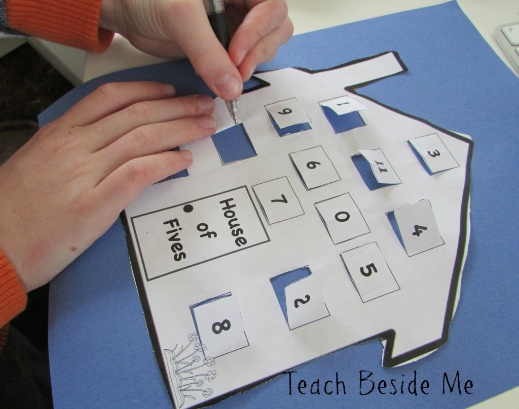 Multiplication Facts For Kids Multiplication Houses