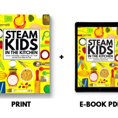 Kitchen Science Appliances Brooklyn Experiments For Kids Teach Beside Me Steam In The