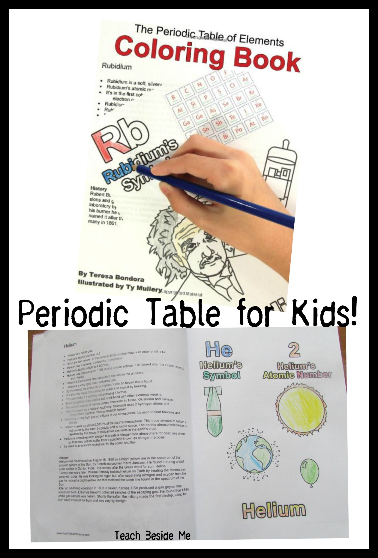 Learning the Periodic Table  Teach Beside Me