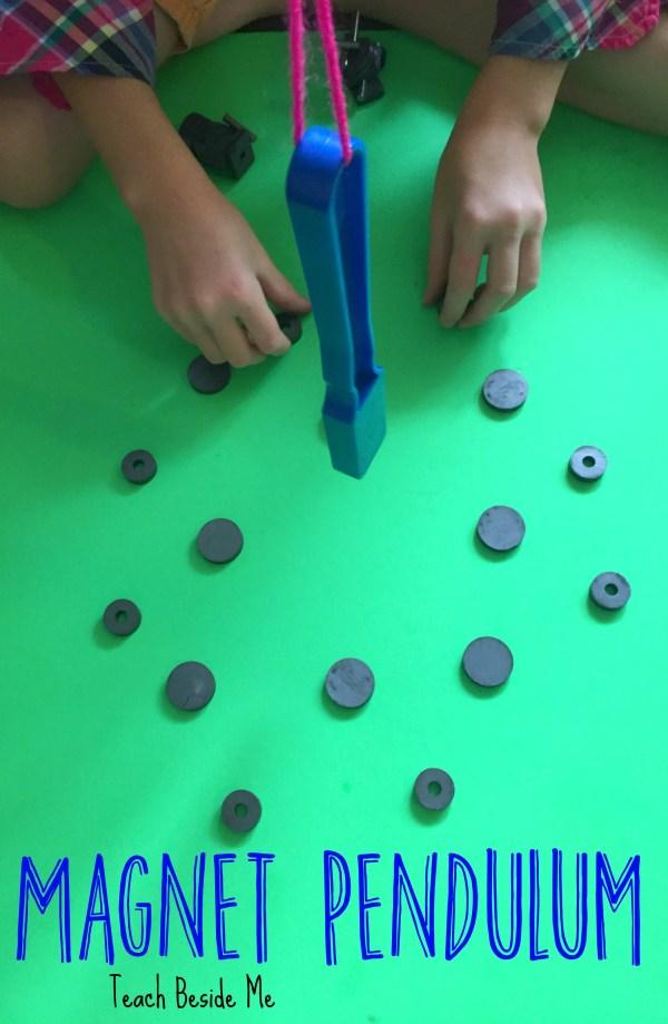 Magnet Pendulum - Teach