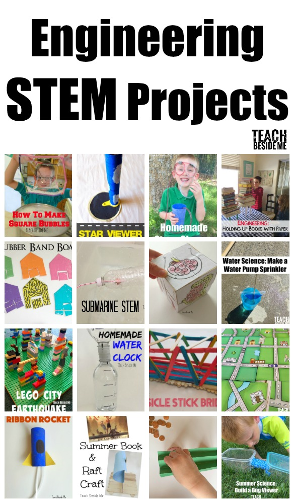 Elementary STEM Projects Teach Beside Me