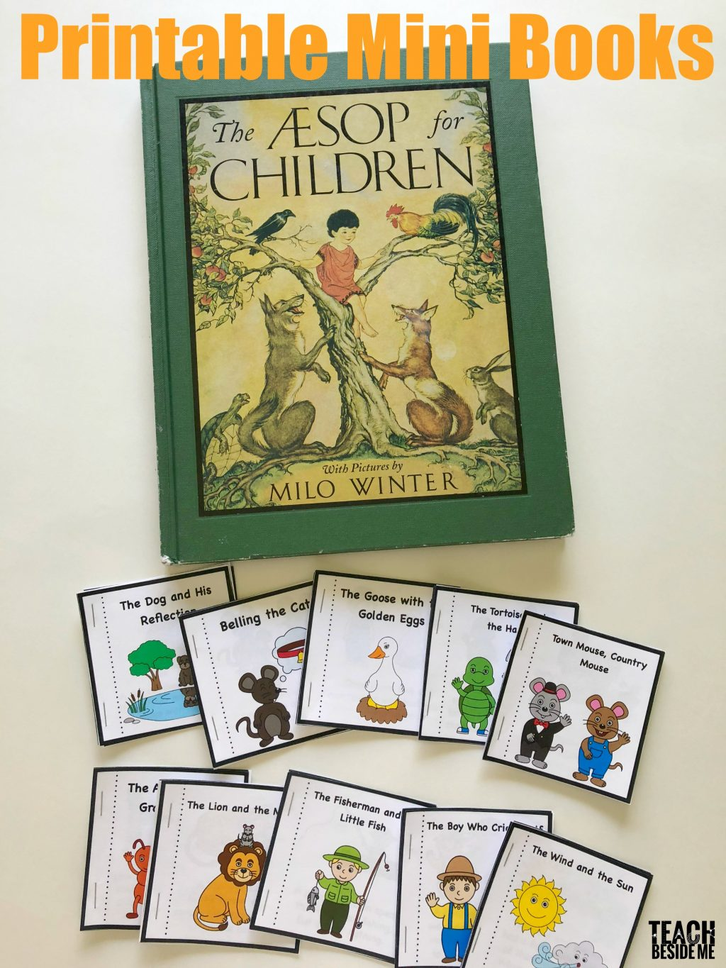 Fables For Kids Worksheets
