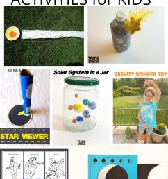 9 Fun Kids Astronomy Activities for Teaching - Teach Beside Me [ 1102 x 735 Pixel ]
