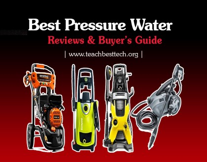 12+ Best Pressure Washers to Buy in 2019 - Reviews & Buyer's Guide