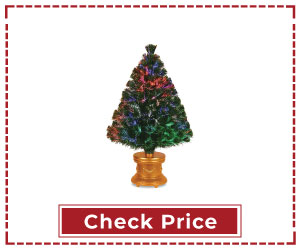 Fiber Optic Christmas Tree 3ft