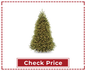 7ft Fiber optic christmas trees