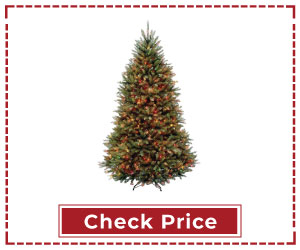 6ft Fiber optic christmas trees