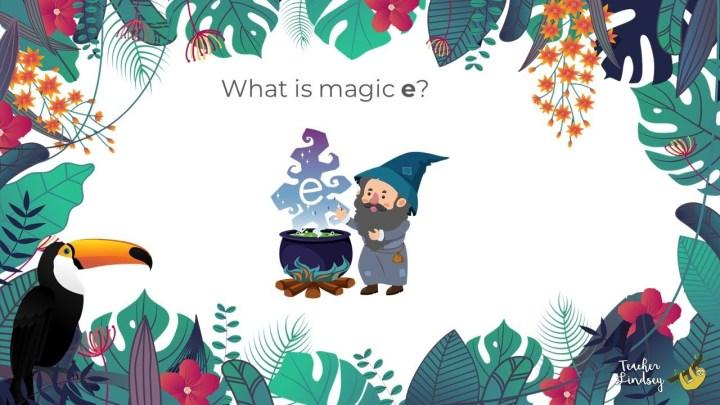 Free Resources – Magic e